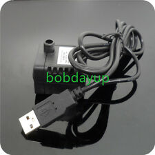 5V USB Brushless Ultra-quiet Water Pump Submersible 200L/H AD102-0510B B