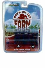 GreenLight Down on the Farm Bale Throw Wagon Series 2