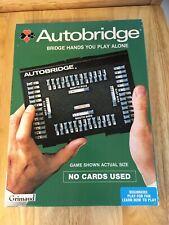 Grimaud Auto Bridge - Play Bridge Card Game Alone