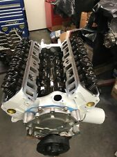 351w 427 stroker Roller Ford Long block,With oil Pan & TC,GT-40 P heads