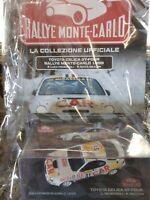 1:43 TOYOTA CELICA GT-FOUR 1999  RALLYE MONTE-CARLO C. #61 IXO DIE-CAST MIB