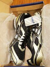 Asics Hyper MD 4 - Black Onyx Silver - G101N9099 - Men's Size 10.5 - NO Spikes