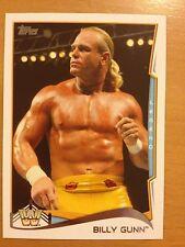 2014 Topps WWE #97 Billy Gunn MINT