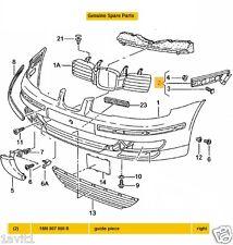 NEUF origine Seat Leon Toledo off side support PARE-CHOC AVANT 1m0807050b