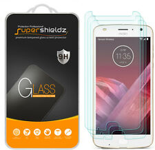 3X Supershieldz Motorola Moto Z2 Play Tempered Glass Screen Protector Saver