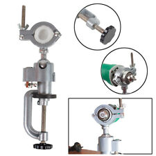 360 Degree Rotating Universal Clamp-on Bench Vises Stand Electric Drill Holder