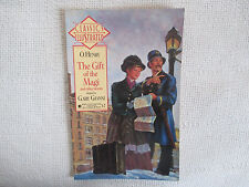 1990 The Gift Of The Magi O. Henry Classics Illustrated Berkley 1st ed 9.0 VF/NM