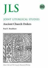 Jls 80: Early Church Orders Revisited (Paperback or Softback)