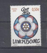 Lussemburgo /Luxembourg 2005 Rotary International 1628  MNH