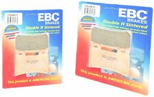 Sintered Double-H Brake Pads Front Set EBC FA244HH
