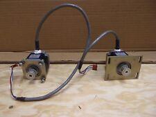 KVH TV6 electric motors