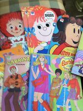 Paper Dolls Lot Vintage