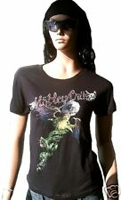 Amplified Mötley Crüe crystal strass VIP tee-shirt XS/S