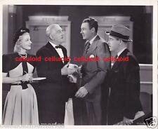 Original Photo Broadway Melody of 1940 Frank Morgan Ian Hunter Florence Rice