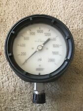 WIKA 9834915 PRESSURE GAUGE 2,000PSI *NEW IN BOX*