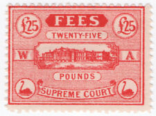 (I.B) Australia - Western Australia Revenue : Supreme Court £25