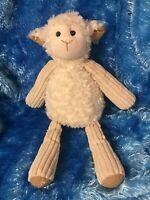 """Scentsy Buddy Lamb Lenny Plush Aromatherapy 15"""" Soft Toy No Scent Pak"""