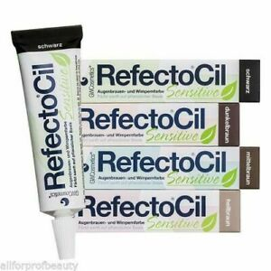 RefectoCil SENSITIVE Eyelash & Eyebrow Tints - Developer Gel - Remover