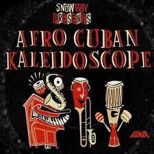 Snowboy ‎– Afro Cuban Kaleidoscope Cd Eu Mint Fania Records 2006