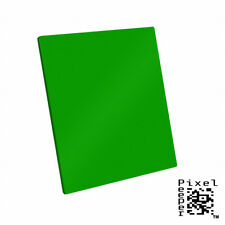 Pixel Peeper 100mm Green Filter. Lee & Cokin Compatible. 4 inch 100mm x 143mm