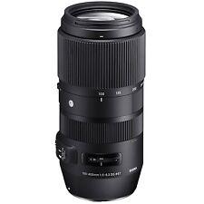 Sigma 100-400 mm DG OS HSM  Objektiv Neuware für Canon EOS