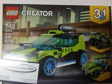 3 in 1 LEGO SET Rocket Rally Car NUMBER 31074