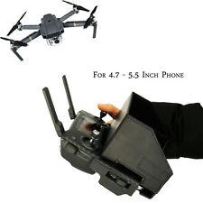 4.7-5.5 inch Sun Hood Phone Remote Control Sunshadefor DJI SPARK/Mavic Pro Drone