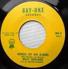 BILLY SHA RAE soul doowop 45 WINGS OF AN ANGEL WHAT MORE CAN I SAY  e7849