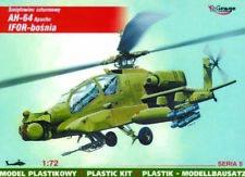 Mirage Hobby 72052 - 1:72 McDonnell Douglas AH-64 Apache IFOR Bosnien
