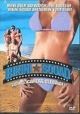 DVD: Bikini Squad, Valerie Breiman. New Cond.: Rob Steinberg, Christian Halsey S