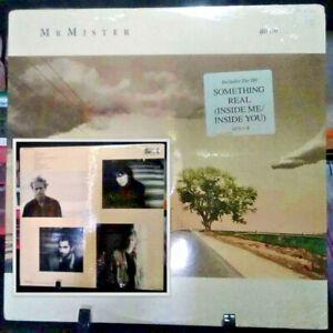 MR. MISTER Go On Album Released 1987 Vinyl Collection USA Sealed/Brand-New