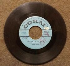 Eddie Bond: The Little Black Book, Is My Ring On Your Finger, 1960 CORAL 9-62200