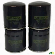 4 units OSK Fuel Filter suit Z181 for Ford Mazda B2000 B2500 E2200 E2500