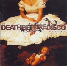 DEATH BEFORE DISCO - Party Bullet CD #G82245