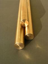 Kupferberylliumbronze Ø 12mm Divers. Longueurs Barre Bronze Cuivre Laiton
