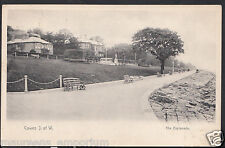 Isle of Wight Postcard - The Esplanade, Cowes    RS1346