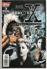 THE X-FILES TOPPS Comic - SPECIAL EDITION VOLUME 1 ISSUE 3 - MARCH 1996
