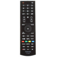 """Genuine Toshiba Remote Control for 40L1533 40"""" Full HD 1080p LED Freeview TV"""