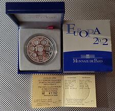 1,5 Euro Frankreich PP 2002 - Europäische Währungs - OVP. 1 1/2 Euro