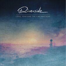 Love Fear & Time Machine - Riverside (2015, CD NUEVO)