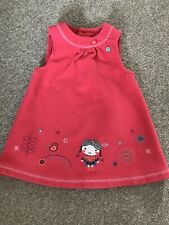 3-6 Months Girls Fleece Dress Baby Girl