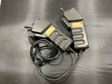 Dual BBC Joysticks for Acorn BBC Micro Model B, Master etc.