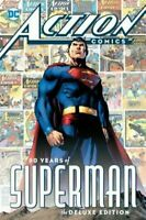 The Deluxe Edition Action Comics 80 Years of Superman DC HC New Hardcover