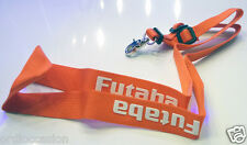NEW OEM generic Futaba neckstrap with embossed logo and solid clamp