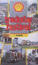 SHELL TRUCKSTAR FESTIVAL 1995  - VHS