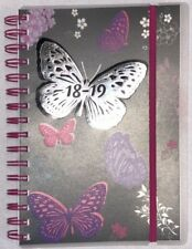2018 - 2019 A5 Academic mid year Page a Day / WTV student teacher diary planner