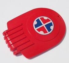 Playmobil U-BOOT Ersatzteil LUKE Deckel rot aus Set 3370 Lukendeckel