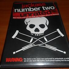 Jackass: Number Two (DVD, 2006 Unrated Widescreen)  2
