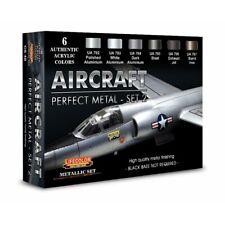 LIFECOLOR LFCS48 AIRCRAFT PERFECT METAL - SET 2