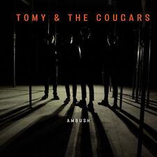TOMY & THE COUGARS Ambush LP . punk power pop buzzcocks protex boys undertones